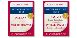 Broker comparison Fuchs Briefe: best brokers CFD, Forex, Futures, Stocks.